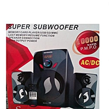 SUPER- SUBWOOFER-SONY DIGITAL- -FM-USB-10000WATTS P.M.P.O