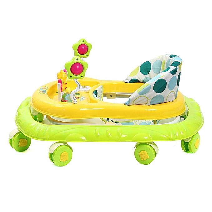 697348390 Generic Wanderer Baby Walker Adjustable Activity Learn Toddler Mummy ...