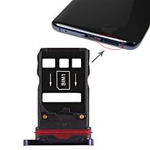 2 x SIM Card Tray for Huawei Mate 20 Pro (Purple)