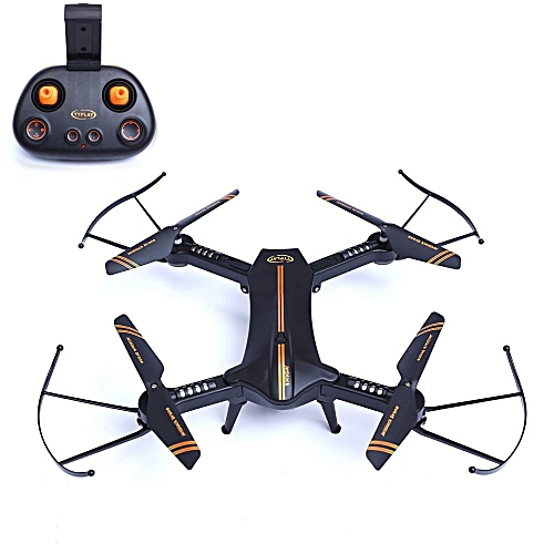 SHANYU 2 4G Wifi Drone Toy Quadcopter Headless Mode Altitude Hold RC  Helicopter With 720P Camera