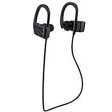 Bluetooth Headphones In-ear 7 Hrs Playtime - Black