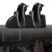 PS4 Charging Dock USB Dual Charging Dock Station Stand LED With Indicator for PS4 Wireless Controller