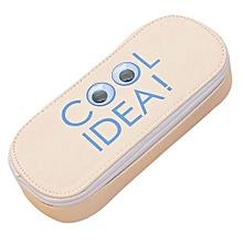 Creative Eye Storage Bag Pencil Case School Supplies Gift