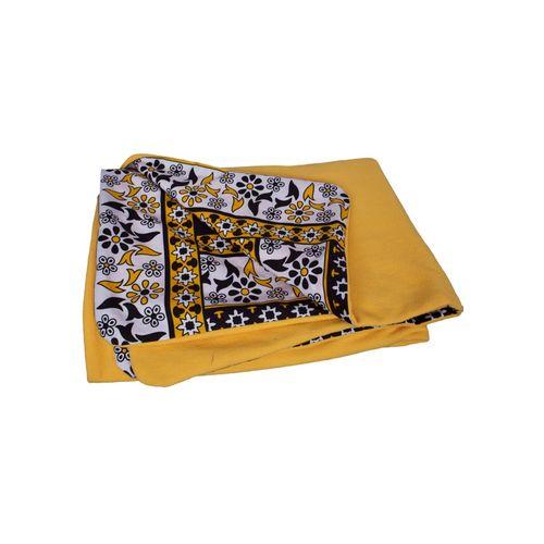 Fleece khanga blanket
