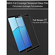 Full Cover Tempered Glass For Vivo X20 Screen Protector For Vivo X20 Tempered Glass HD 9H Protective Glass Film