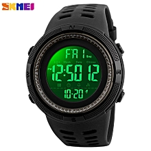 5ATM Water Resistant Sports Fashion Wrist Watch