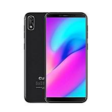 J3 3G Smartphone 5.0 inch Android GO MT6580 Quad Core 1.3GHz 1GB RAM 16GB ROM-Black