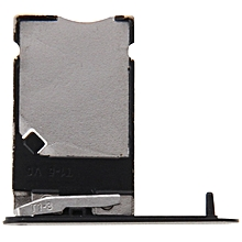 SIM Card Tray Replacement For Nokia Lumia 900(Black)