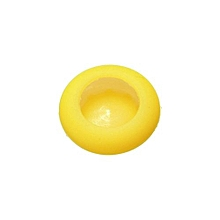 Silicone Analog Controller Thumb Stick Grips Caps Covers Thumbstick Grips For Xbox360/Xbox One/PS3/PS4 Controller Yellow
