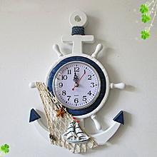 Sea Feature Wall Clock