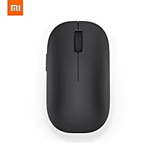 Xiaomi Wireless Optical Mouse 1200DPI 2.4GHz 4 Buttons For PC Laptop Black