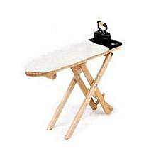 Ironing board - Brown