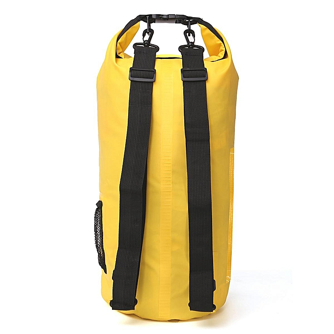 2e1e387451 ... 20L Sport Waterproof Dry Bag Backpack Pouch Floating Boating Kayaking  Camping ...