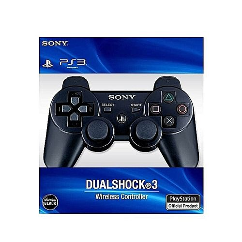 Sony Playstation 3 Pad Dual Shock 3 - Wireless Controller