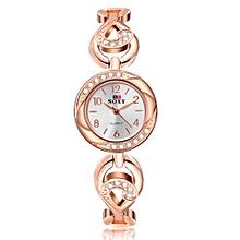 Top Brand Luxury Rhinestone Bracelet Watch Women Watches Rose Gold Women's Watches Ladies Watch Gold