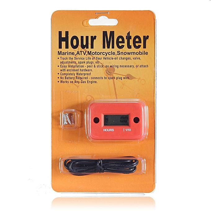 Marine Hour Meter