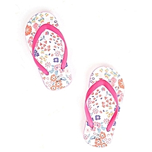Pink Fashionable Slippers