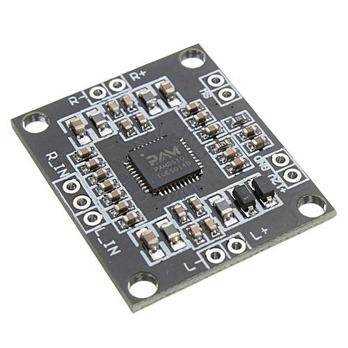 PAM8610 Digital Amplifier Board 2x15W Dual Channel Stereo Class D