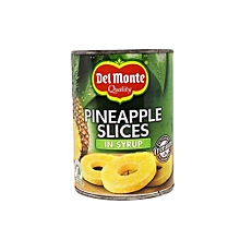 Pineapple Slices in Syrup, 350g