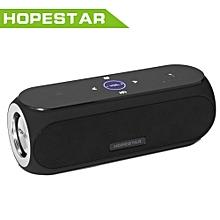 HOPESTAR NFC Wireless Bluetooth Portable Speaker stereo Touch Super Bass Column Subwoofer Big Power 24W Waterproof Speakers