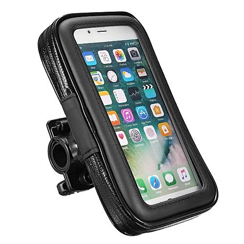 online retailer d6750 0ea63 Waterproof Bike Bicycle Motorcycle Handlebar Mount Holder Case For Cell  Phone[Large]