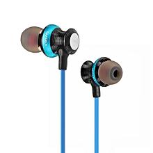 Awei B980bl Bluetooth Sweatproof In ear Sports Wireless Earphone With Microphone