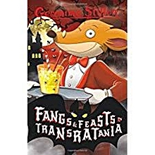 Feasts and Fangs in Transratania - Geronimo Stilton