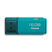 Flash Disk -Toshiba 16GB -Blue