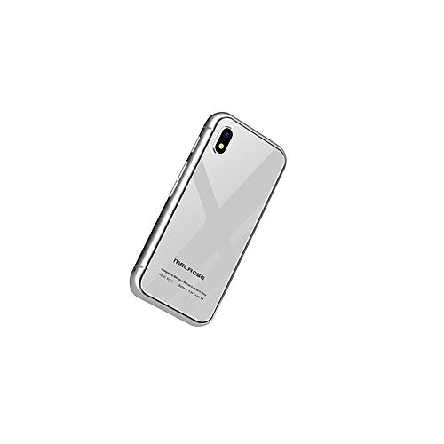 K15 Mini 4G Smartphone 2GB+8GB Mobile Phone - Silver