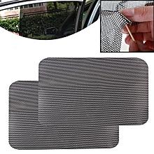 Car Auto Accessories Curtain Windshield Sticker Sun Shade UV Protection Side Window Film 63cm X 42cm 2Pcs Per Set