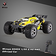 20404 1/20 2.4G 4WD Off-road Car 40km/h Electric Cross-country Vehicle RC Crawler RTR