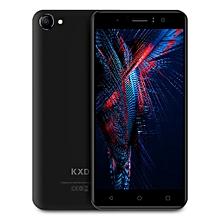 W50 3G Smartphone MTK6580 Quad Core 1.3GHz 1GB RAM 8GB ROM - BLACK