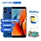 T3 Pro 4G Phablet 5.5 inch Android 8.1 MTK6739 Quad Core 3GB RAM 16GB ROM - WINDOWS BLUE