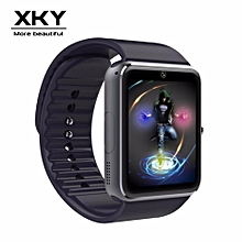 Smart Watch GT08 Clock Sync Notifier Support Sim TF Card Bluetooth Connectivity Android Phone Smartwatch Alloy Smartwatch BDZ