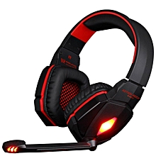 LEBAIQI Professional PC Gaming Stereo Headset Noise Cancelling Headphones Earphones