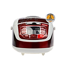 ST-MC9194D - Multi-Cooker - Maroon.