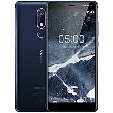 """5.1 - 5.5""""- 16GB + 2GB - 16MP Rear Camera (Dual SIM), Blue"""