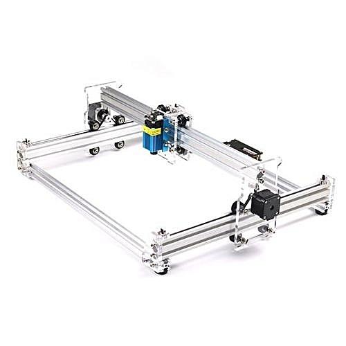 EleksMaker EleksLaser-A3 Pro 2500mW Laser Engraving Machine CNC Laser  Printer