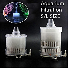 Practical Aquarium Biochemical Sponge Bio-Filter Fish Tank Filtration Foam # S