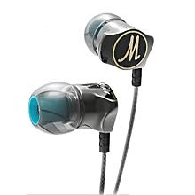 QKZ DM7 Zinc Alloy In Ear HIFI Earphone Stereo Bass Headset