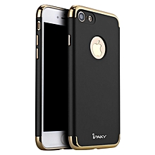 3 in 1 Elegant 3-Piece Hard case iPhone 7  Black
