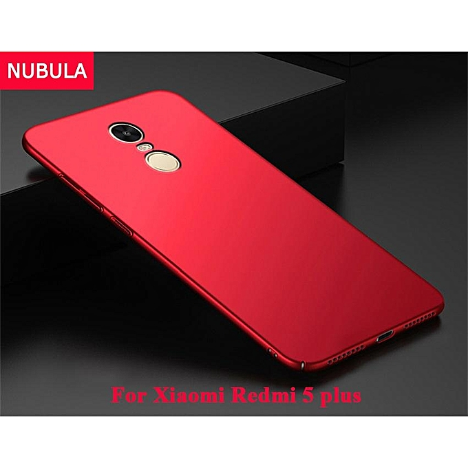 best loved 69240 1d5d9 Back Cover For Xiaomi Redmi 5 Plus / Redmi Note 5 360 Degrees Ultra-thin PC  Hard Shell Case 232701