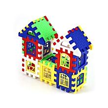 Blocks Construction Brain Development Toy - Colormix