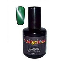 Magnetic Gel Polish Poison Green-15ml