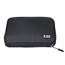 Universal Electronics Accessories Organizer Travel Digital Gadget Bag USB Cable Memory Card Flash Hard Drive Storage Pouch Case