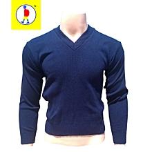 Navy Blue School Sweaters