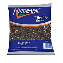 Black Njahi Beans - 1kg