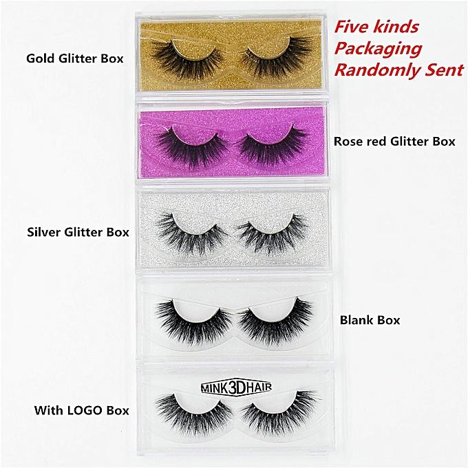 fcc042ca118 ... 3D Mink eyeMessy Cross Thick Natural Fake Eye Lashes Professional  Makeup Bigeye Eye Lashes Handmade 1pair