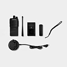 BAOFENG 1PCS BF-888S Plus Walkie Talkie Two Way Radio Improved Version 16CH Mini Portable Handheld Interphone Pofung Transceiver 3000mAh Long Standby Time