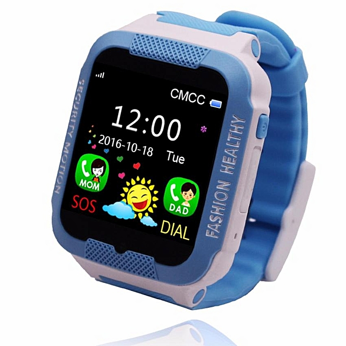 Waterproof C3 Smartwatch GPS Tracker kids Smart watch Phone SupportSIM card  Anti Lost SOS Call Children Bluetooth Activity FinderFitness Tracker